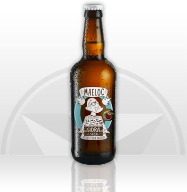 Maeloc seca botella 50cl