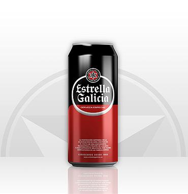 Estrella Galicia Special Can 50cl