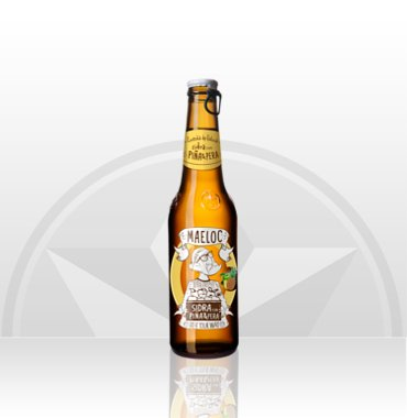 Maeloc Cider Pear and Pinneapple flavour