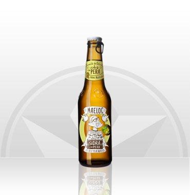 Maeloc Cider Pear flavour