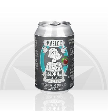 Maeloc seca botella 33cl